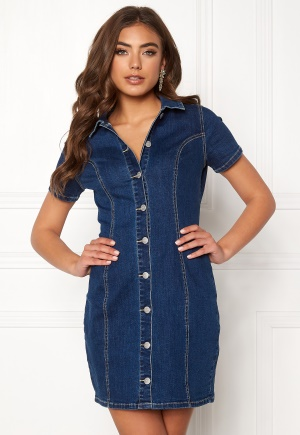 77thFLEA Belinda denim Dress