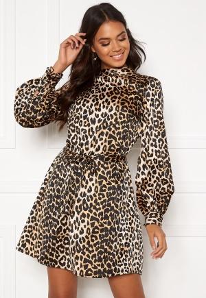 Standard mönstrad klänning från Make Way.