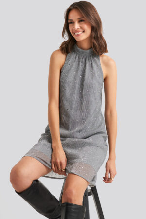 Rut&Circle Kary Dress - Grey