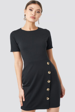 Sisters Point Nana Dress - Black