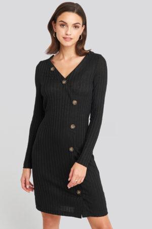 Sisters Point Vini W Dress - Black