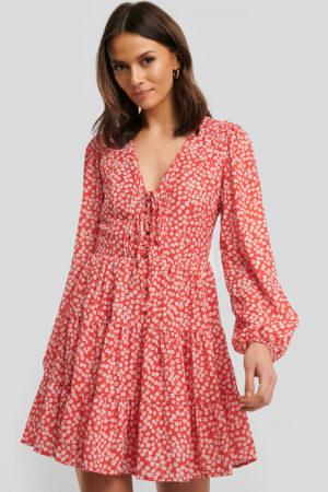 Trendyol Miniklänning - Red