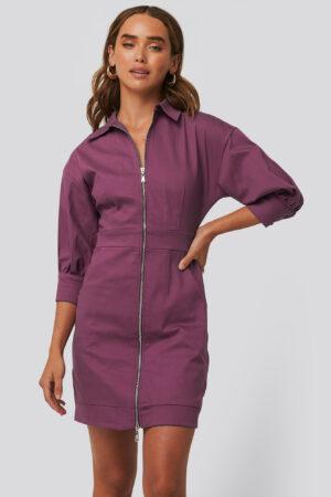 Trendyol Miniklänning - Purple