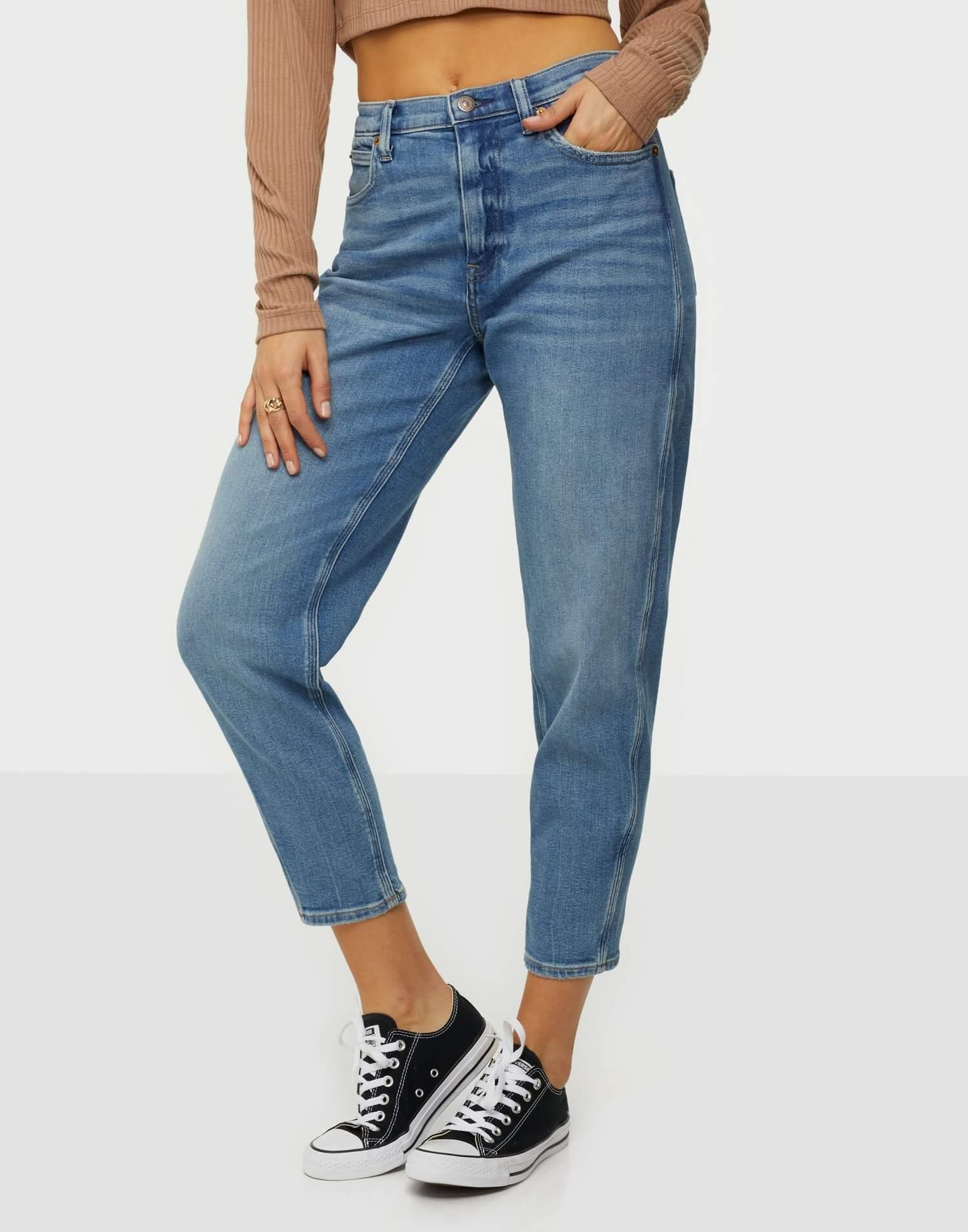 Mom jeans dam korta