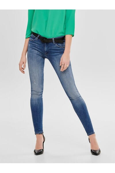Tighta ankel jeans