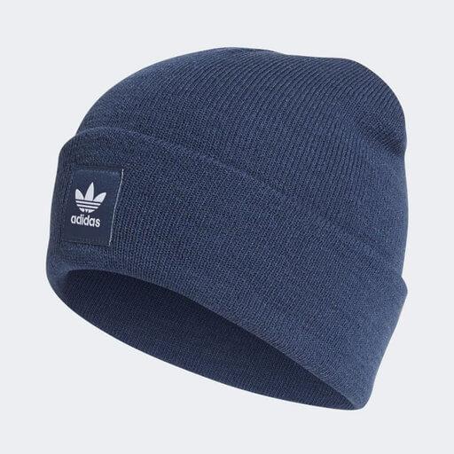 Adidasmössa mörkblå