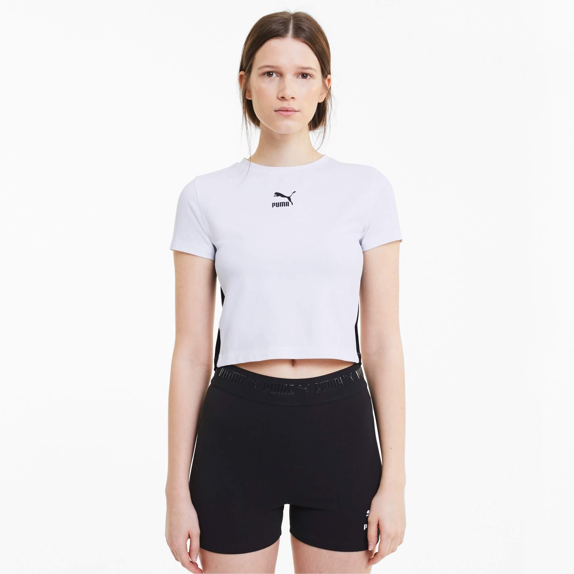 Vit crop top t-shirt