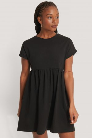 MANGO Gisele Dress - Black