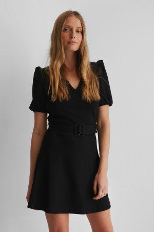 MANGO Miniklänning - Black