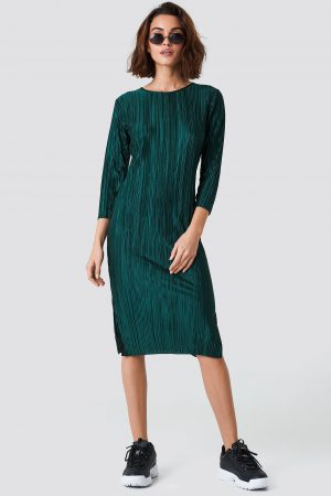 Rut&Circle Katrin Dress - Green