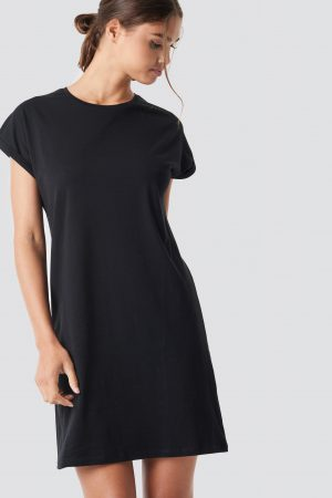 Rut&Circle Ellen Long Tee - Black