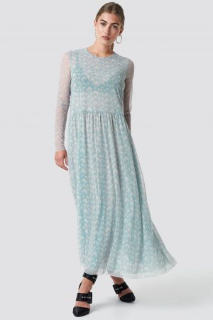 Samsoe & Samsoe Milena Dress - Blue