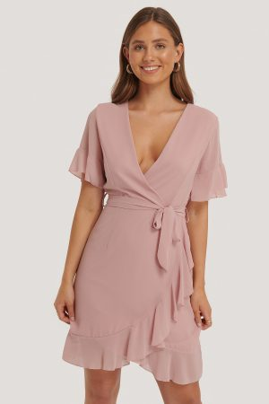 Sisters Point Greto Dress - Pink