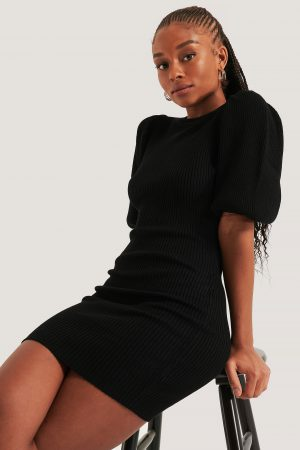 Sisters Point Miniklänning - Black