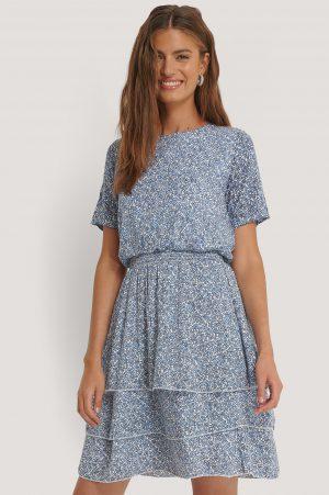 Sisters Point Volangklänning - Blue