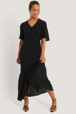 Trendyol Maxiklänning - Black