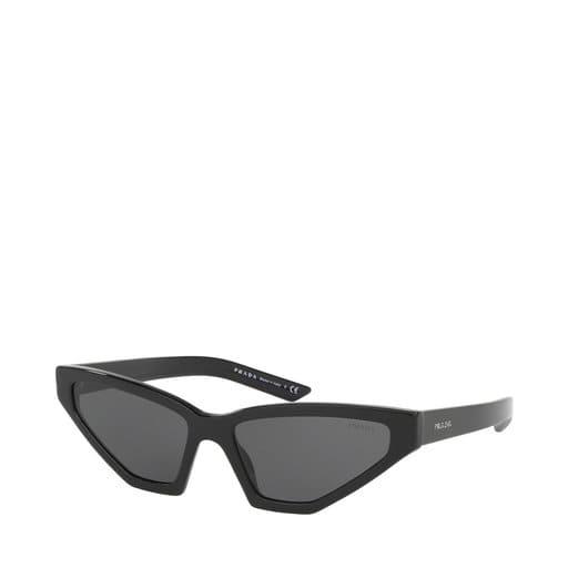Svarta solglasögon för dam från Prada