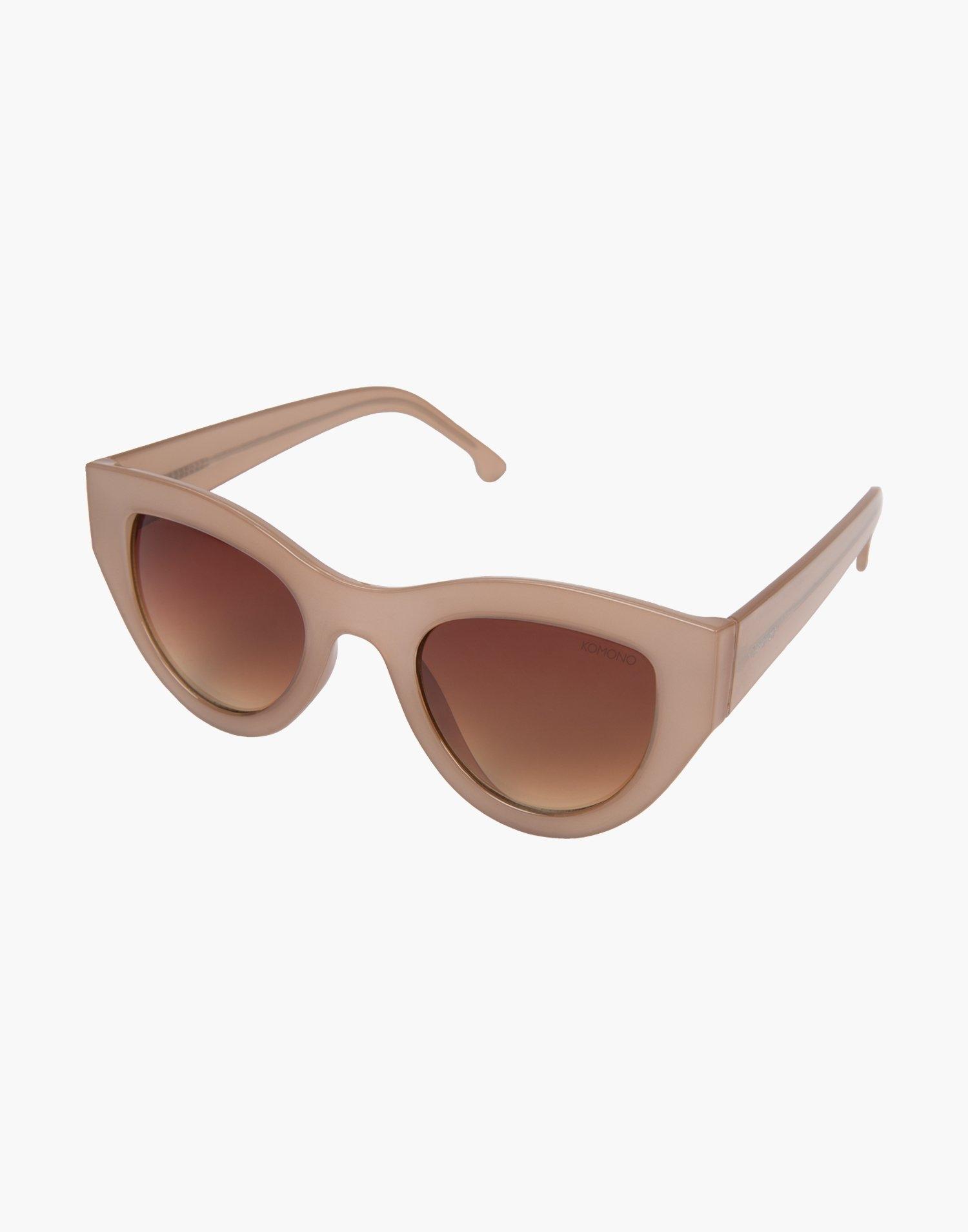 Solglasögon med tonat glas från Komono.