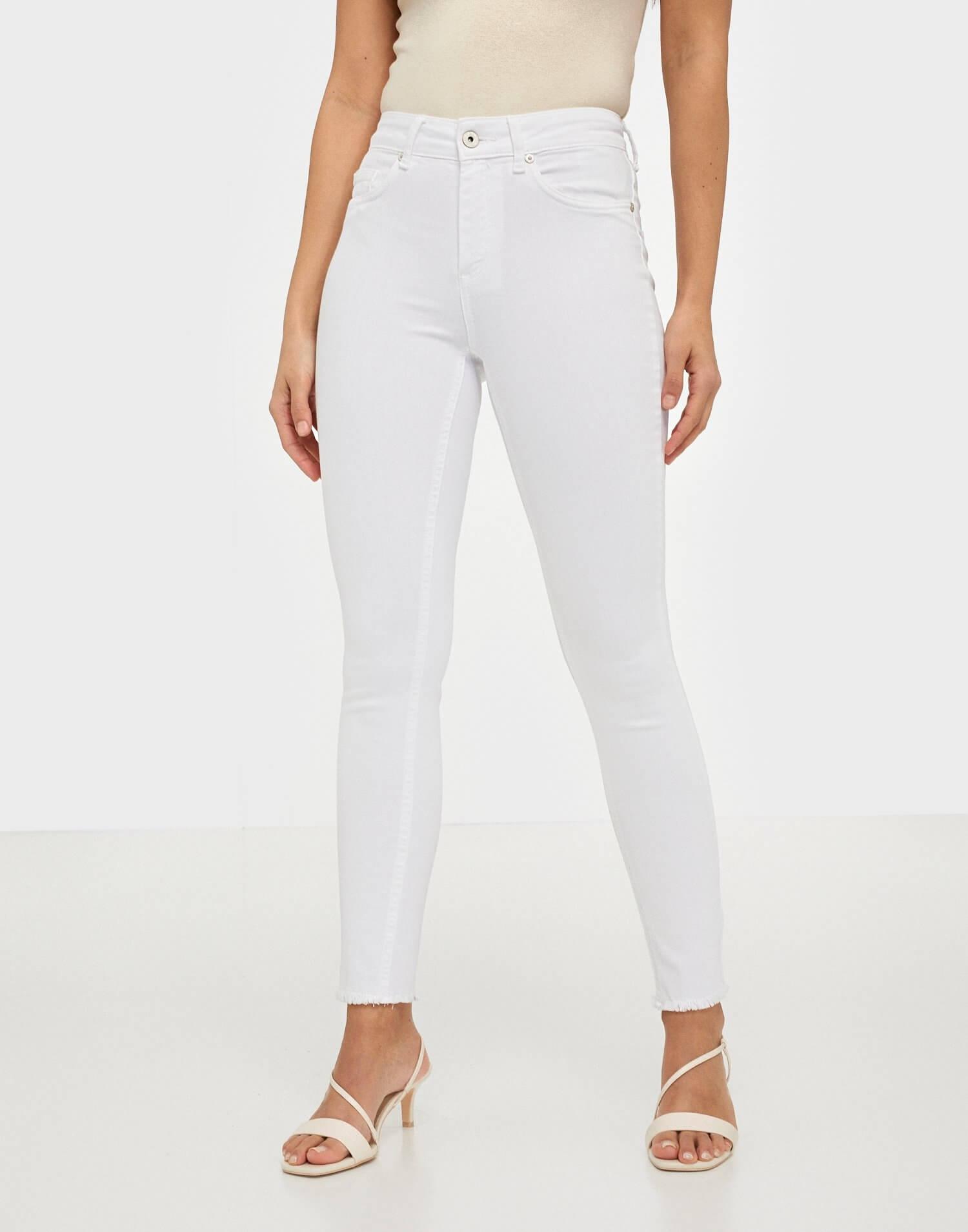 Vita jeans i skinny fit från Vero Moda.