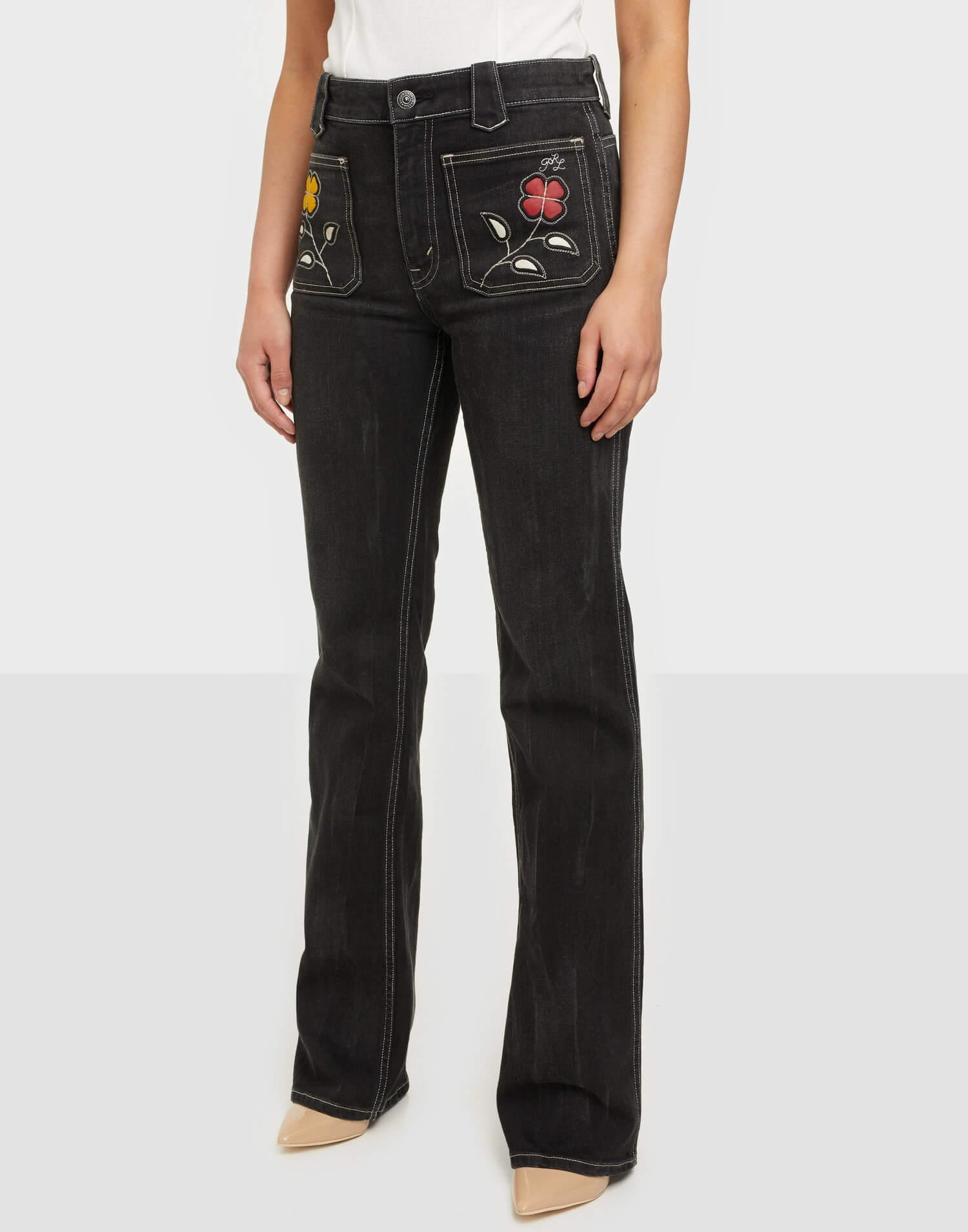 Snygga, detaljerade jeans från Polo Ralph Lauren.