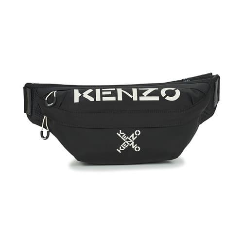 Magväska från Kenzo i textil och svart färg 2021