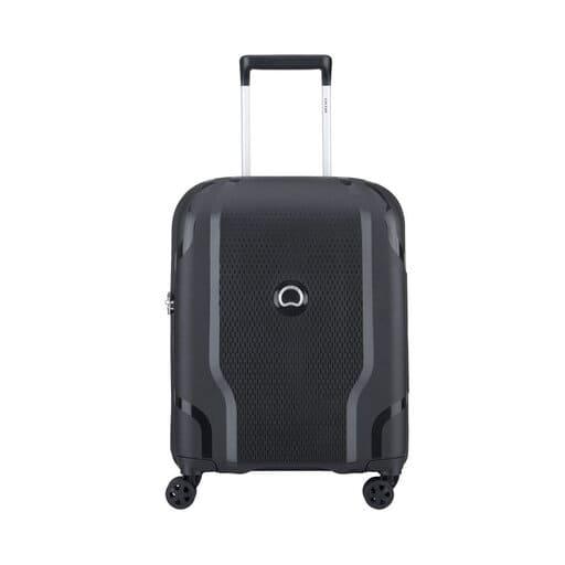 Resväska gjord av helt återvunnet material från Delsey
