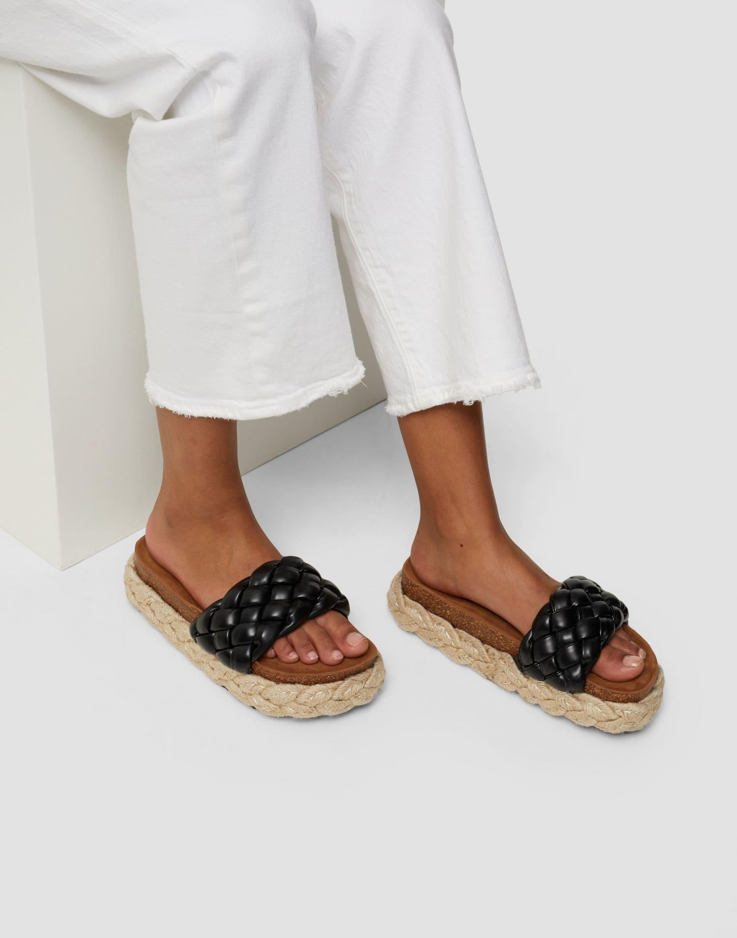 Chunky sandaler från NLY Shoes