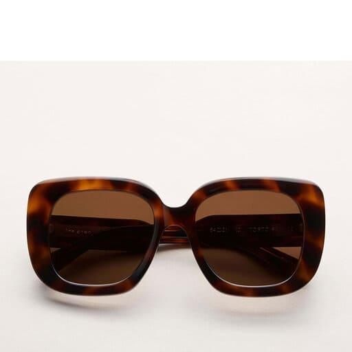 Bruna solglasögon för dam från Chimi Eyewear