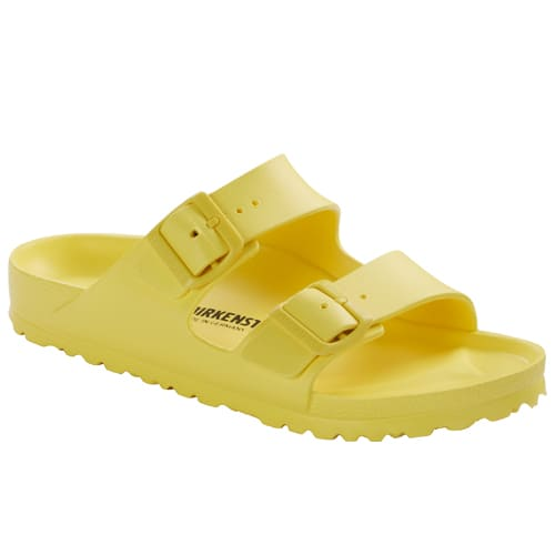 Gula sandaler från Birkenstock