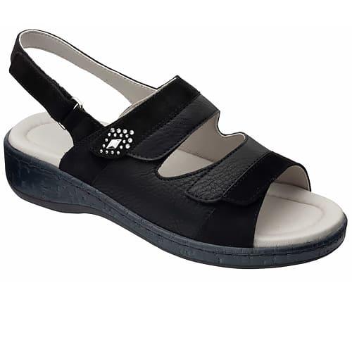 Sandaler från Scholl med mjuk fotbädd