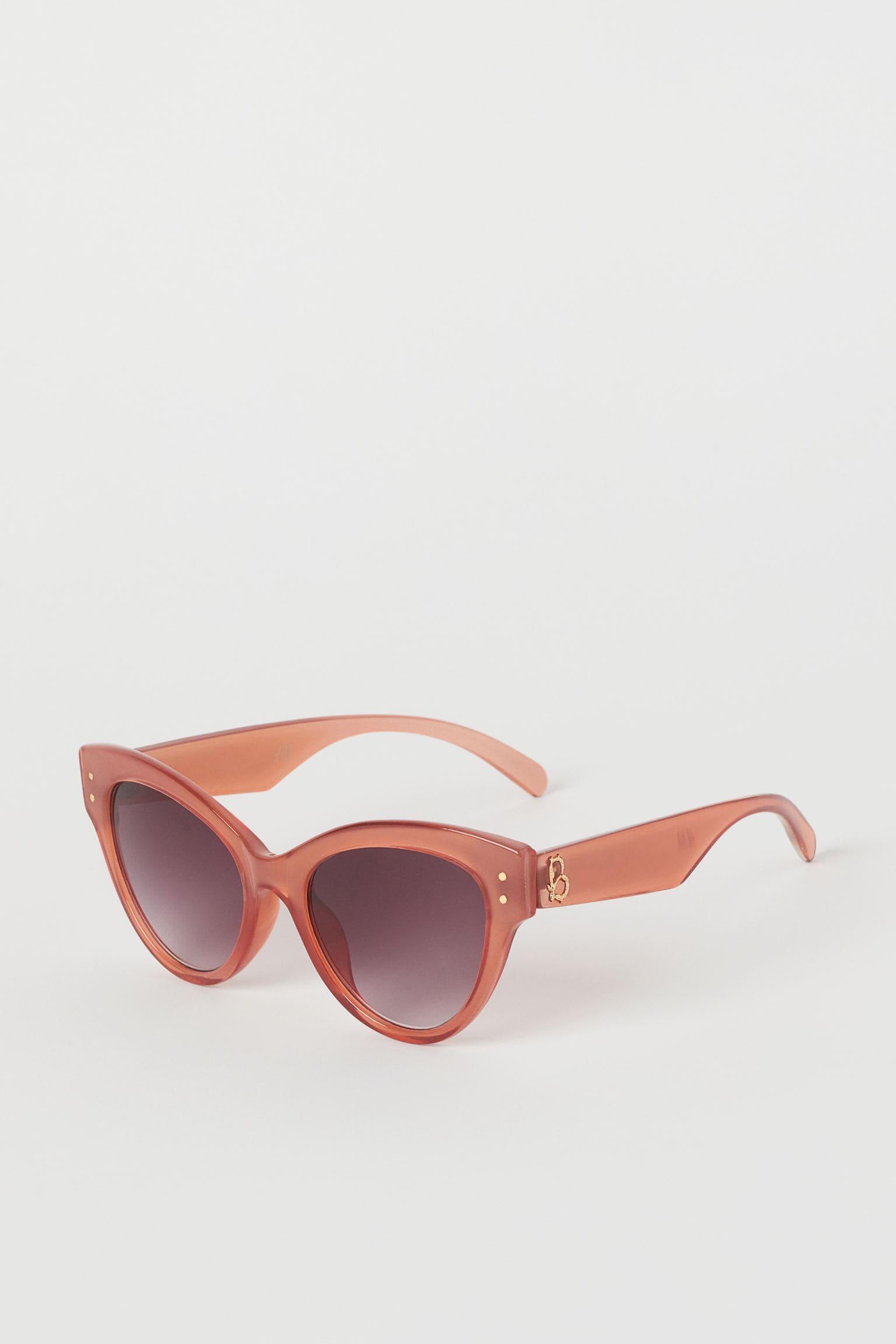 Gammelrosa solglasögon från Brock Collection x H&M