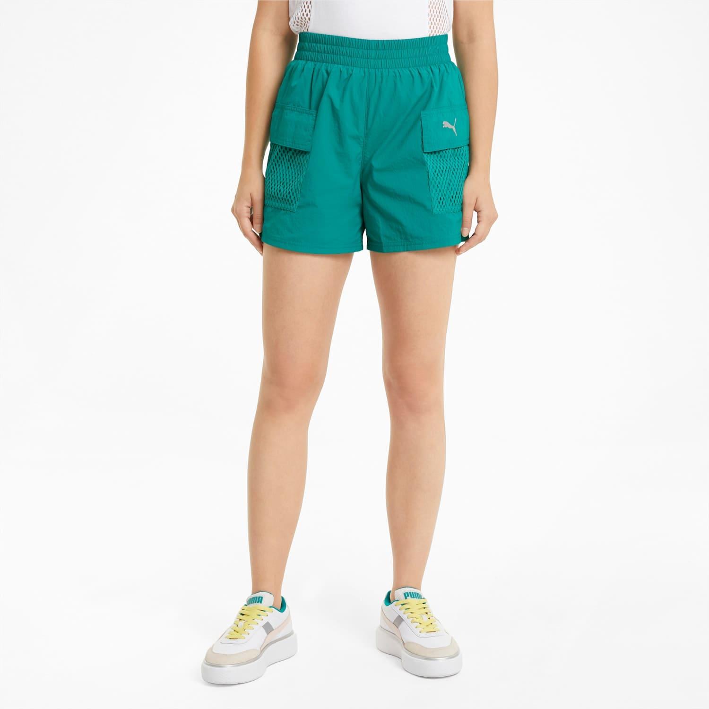 Gröna sport shorts från Puma 2021
