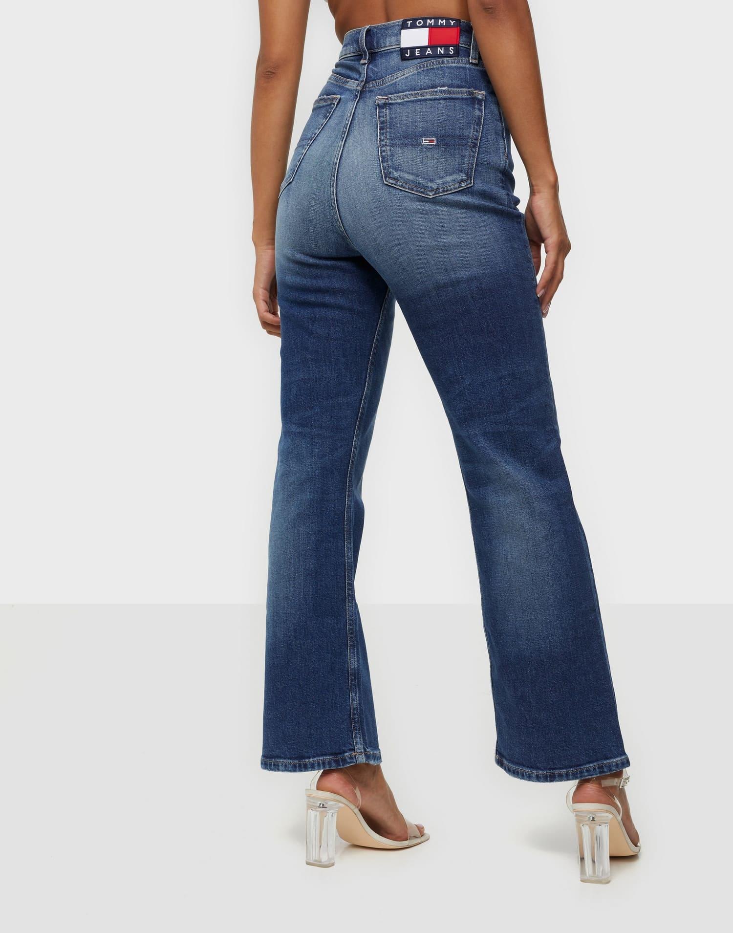 Jeans från Tommy Jeans i högmidjad modell