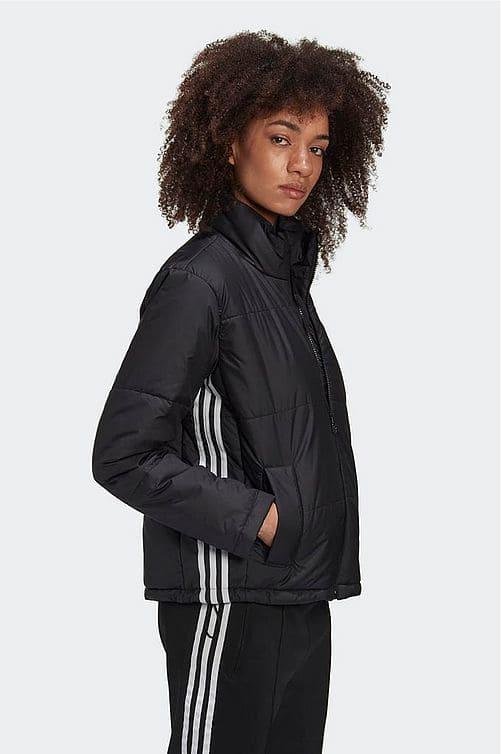Puffer jacket från adidas Originals i svart